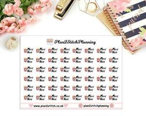 Movie Night Planner Stickers/Erin Condren/Happy Planner/Life Planner