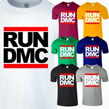 Run Dmc Men's Novelty T Shirt Rap Hip Hop Music Band Jam Master Jay Jmj Tee New
