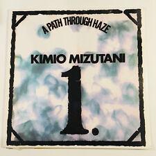 Kimio Mizutani - Path Through Haze NEW/SEALED reissue vinyl LP jazz/rock prog