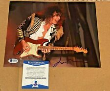 YNGWIE MALMSTEEN SIGNED 8X10 MUSIC PHOTO BECKETT CERTIFIED #2