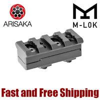 Arisaka Defense INLINE M-LOK to Picatinny Adjustable Tactical Flashlight Mount