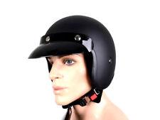 Bandit Carbon Jet Casco Moto molto facilmente piccoli Klickverschluß passante per Occhiali