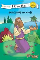 The Beginners Bible Jesus Saves the World (I Can Read! / The Beginners Bible)