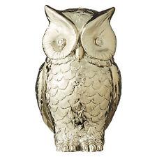Lene Bjerre Gold Owl Ornament