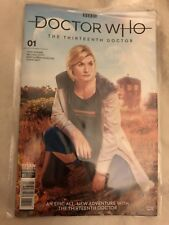 Doctor who   13th  doctor  01  First edition titan comic