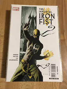 Marvel Immortal Iron Fist Full complete run Brubaker Fraction Aja
