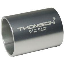"""Thomson Reduzierhülse 37mm f. A-Head Vorbau 1.1/8"""" auf 1"""" Gabel, Fahrrad"""