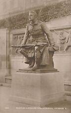 POSTCARD  MILITARY  EDINBURGH  Scottish  American  War  Memorial