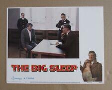 The Big Sleep Movie Poster Lobby Card #1 1978 Original 11x14 Robert Mitchum
