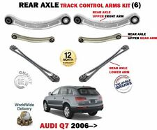 FOR AUDI Q7 4L 2006-> REAR AXLE UPPER LOWER FRONT + REAR TRACK CONTROL ARM KIT
