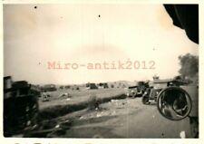 2 x Foto, Wk2, N.E.A.4, Marsch auf Gien, Frankreich, 1940 (G)21081