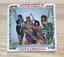 """Toto Coelo – I Eat Cannibals 7"""" 45 Vinyl Single"""