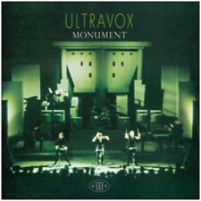 Ultravox - Monument - New CD/DVD Album - Pre Order - 10th November