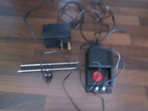 HORNBY CONTROLLER COMPLETE WITH TRANSFORMER AND POWER TRACK