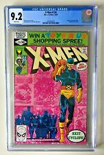 Uncanny X-MEN 138 CGC 9.2 White Pages - KEY - Cyclops leaves the X-MEN