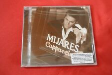 Capuccino by Mijares Latin (CD, Jan-2004, Sony BMG) SEALED NEW