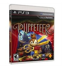 NEW - Puppeteer (Sony PlayStation 3 PS3 2013)