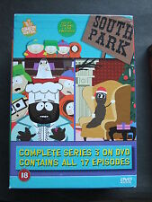 South Park Complete Series 3 containing all 17 Episodes  Box Set - 4 DVDs