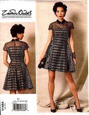 Vogue Pattern V1484 1484 Misses Dress by Zandra Rhodes NEW size 14-22