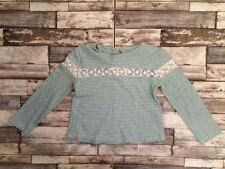 ZARA Striped Long Sleeve Girls' T-Shirts & Tops (2-16 Years)