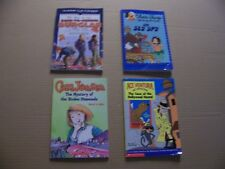 The Case of the Hollywood Hound (Ace Ventura Chapter Books) + 3 more Mystery bks