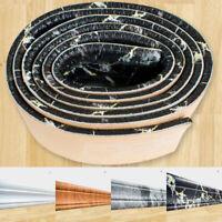 Wandleisten 2.3m Friesleiste 3D Zierprofile Stuckleisten Dekoration Wasserdicht