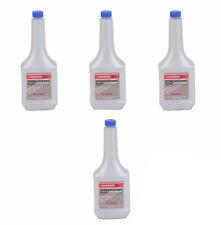 For Honda Genuine Power Steering Fluid 12 oz Bottle Pack of 4