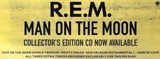 """28/11/92PGN30 R.E.M : THE MAN ON THE MOON ADVERT 4X11"""""""