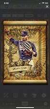 2020 Topps Bunt DIGITAL Mookie Betts Parchment Motion Scroll - Iconic