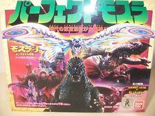 UK Seller Godzilla 1998 6 figures HG gasphapon box set Bandai Kaiju NEW Gamera