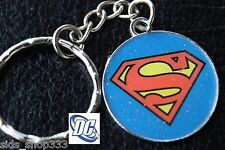 DC Comics SUPERMAN LOGO Justice League Movie Metal PC Key chain cosplay gift