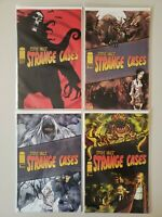 Strange Cases 1 2 3 4 Steve Niles Image Complete Set Series Run Lot 1-4  VF/NM