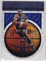 2017-18 Crown Royale Royal Roundball Karl Malone #/25