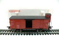 Fleischmann H0 5355 DRG gedeckter Güterwagen -R22