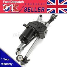 FRONT WINDSCREEN WIPER MOTOR & LINKAGE FOR VAUXHALL CORSA D MK3 13432686 07-14