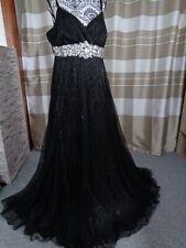(A46) Ausgefallenes Damen Abendkleid GR: GR: 50