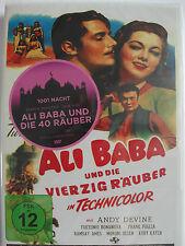 Ali Baba und die vierzig Räuber - Orient, 40, Khan, Jon Hall, Maria Montez