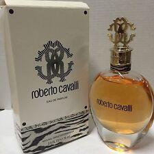 ROBERTO CAVALLI Perfume 2.5 oz edp Spray New in Box Tester