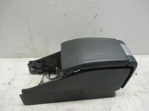 Centre Console Armrest Leather Black Volvo S80 II (As) D3