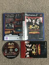 PlayStation 2 - Buffy The Vampire Slayer: Chaos Bleeds (Very Good Condition) UK