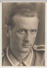 (F1026) Orig. Foto Portrait Wehrmacht-Soldat, 1940er