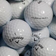 25 Golfbälle Callaway Diablo Tour Modell 2016 AAA/AAAA Lakeballs Bälle HX