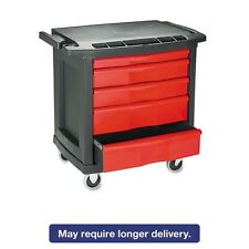 Rubbermaid Commercial 5-Drawer Mobile Workcenter - 773488