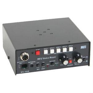 MFJ-434B - Contest Voice Keyer, 8-P Rd & 8-P Mod