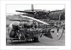 "Luscombe Field A1 Print – Aust Task Force 1966 – Poster 84 x 59 cm 33"" x 23"""