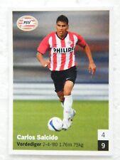 AH 2008-2009 Panini Like sticker #155 Carlos Salcido PSV Eindhoven