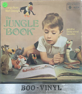 "Songs From Walt Disney's The Jungle Book & Other Animal Favourites 12"" Vinyl LP"