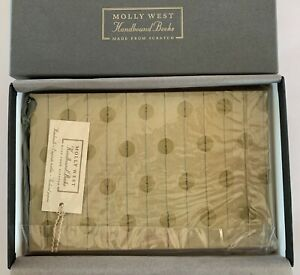 Molly West Fabric Covered Journal/Album NEW IN BOX & FREE SHIPPING
