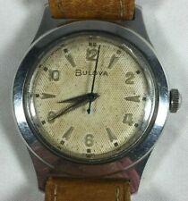 Vintage Bulova Watch