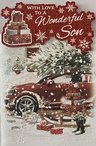 SON CHRISTMAS CARD
